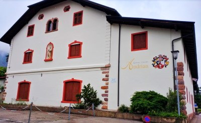 cantina-kellerei-andrian facciata